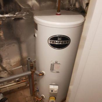 emergency gas boiler repair